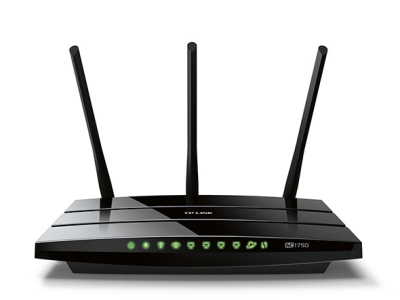 Wireless Firewall Dual Band Router TP-Link Archer C7 AC1750  1.75Gbps
