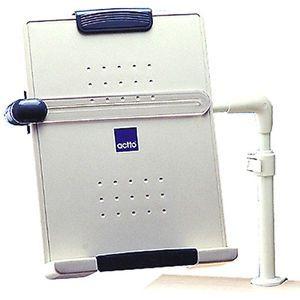 Držač za knjige  BCH-07 ACTTO, Retail (zglobna ruka koja se pričvršćuje za sto sa postoljem za knjigu), Retail