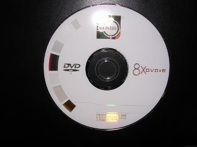 DVD-R Medstor 16X, 4,7 GB, 120 min, Slim Case