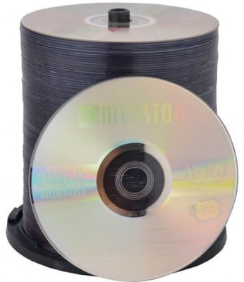 DVD+R Medstor 16X, 4,7 GB, 120 min, 50/1 Cake Box
