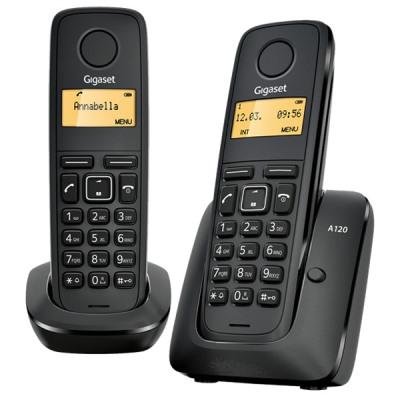 Bežični telefon GIGASET A120 DUO