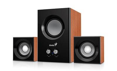 Zvučnici Genius SW-2.1 375 Wood, 12W