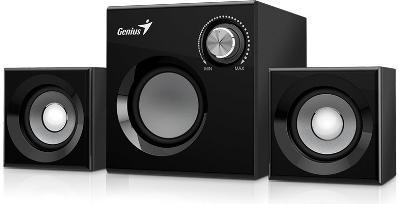 Zvučnici Genius SW-2.1 370 Black, 8W