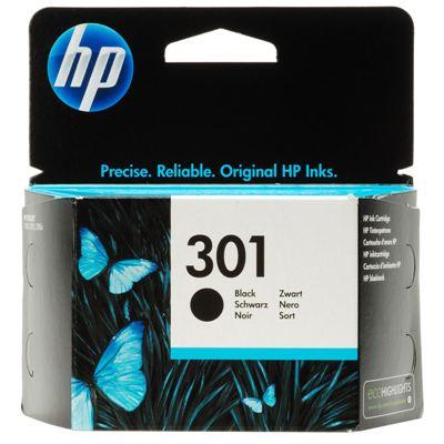 Cartridge HP No.301 CH561EE Black