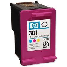 Cartridge HP No.301 CH562EE Color