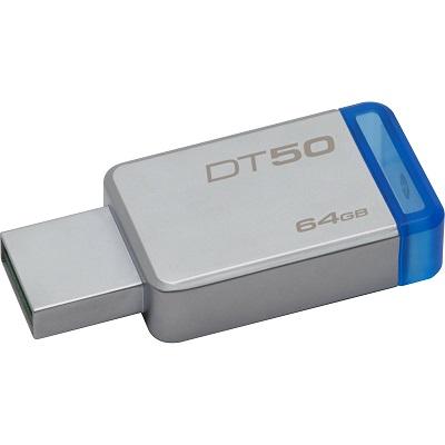 USB 3.0 PEN DRIVE 64GB KINGSTON DT50