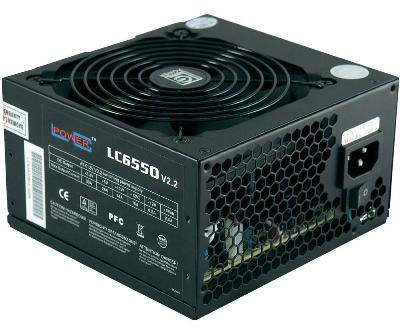 Napajanje LC Power 550W SuperSilent LC6550 V2.3 BRONZE