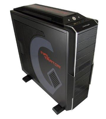 Midi Tower LC POWER 971B Infiltrator USB3.0 w/o PSU Gamer