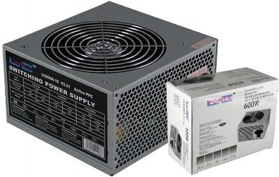Napajanje LC Power ATX 600W LC600H-12 V2.31 12cm Ventilator, Retail