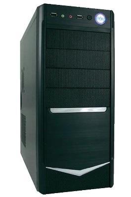 Midi Tower LC Power 7024B 420W-12 USB3.0