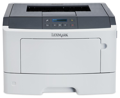 Lexmark MS317dn, A4, 1200dpi, 33ppm, Duplex, USB/LAN