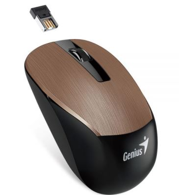 Miš Genius NX-7015 USB Wireless Rosy Brown