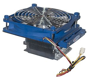Kuler Titan TTC-NZ02TB/SC (RB) SIBERIA,  1400-2900 rpm, 27-45 dBA, FS Controller , Low Noise, Hang Pack
