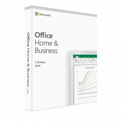 Office Home and Business 2019 English CEE Only Medialess (T5D-03245)