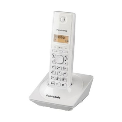 Bežični telefon PANASONIC KX-TG1711FXW beli