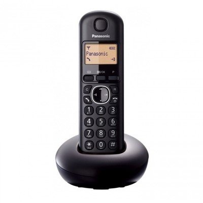 Bežični telefon PANASONIC KX-TGB210FXB crni