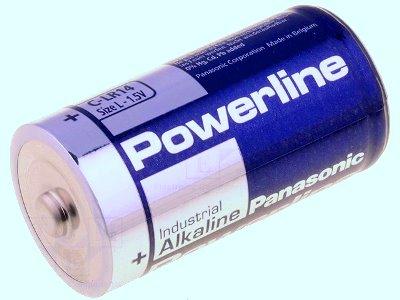 Baterija Panasonic Alkalna 1,5V LR14,  komad