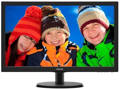 "Monitor 21.5"" PHILIPS 223V5LSB/00 FULL HD VGA, DVI"