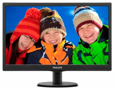 "Monitor 18.5"" TFT PHILIPS 193V5LSB2/10"