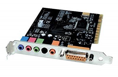 Zvučna kartica PCI CMI 8738 5.1, NEWMB, N-S8738-6CHL