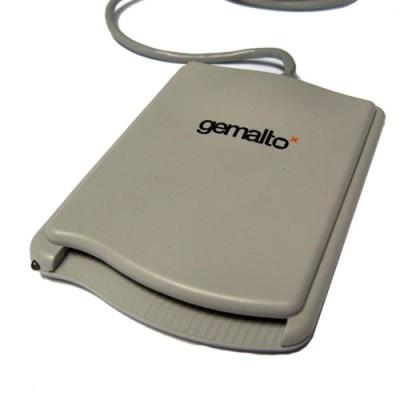 Čitač Smart kartica GEMALTO PC-USB CT40 ( biometrijske lične karte, vozačke dozvole..)