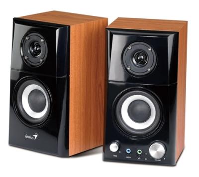 Zvučnici Genius SP-HF500A, 14W RMS, wooden