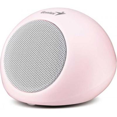 Genius SP-i170 Pink 2W RMS, Mini Portable