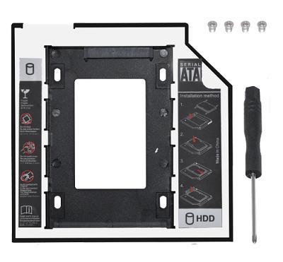 SSD adapter za notebook 12,7mm SATA - Caddy NEWMB N-CASE2