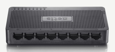 Switch 10/100 MBit UTP 8 port Netis ST-3108S, Retail