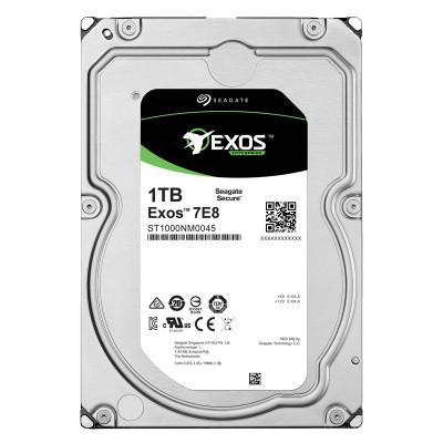 Seagate ST1000NM0045 Server Exos 7E8 512N 3.5'/ 1TB /128// SAS 12 GB/s
