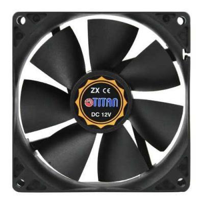 Ventilator za kućište 92 x 92 x 25 mm, Titan TFD-9225L12Z, Retail