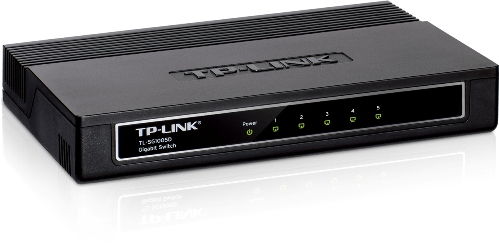 Switch 10/100/1000 MBit UTP 5 port TP-Link TL-SG1005D, Retail