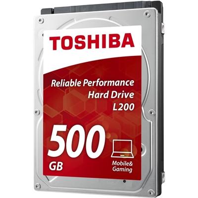"""HDD 500GB 2.5"""" TOSHIBA 8MB SATA3 HDWJ105UZSVA L200 Series"""