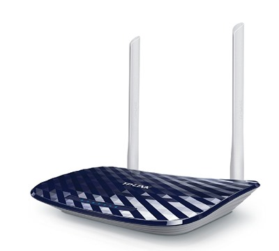 Wireless router TP-LINK ARCHER C20 AC750 bežični Dual band 750MB/S