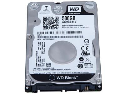 """HDD 2.5"""" WD Black 500GB WD5000LPLX , 32MB SATA3 7200rpm"""