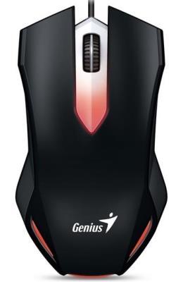 Miš Genius X-G200 Gaming USB Black