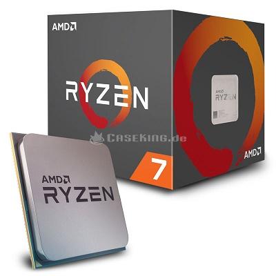 CPU AM4 AMD Ryzen 7 2700 8 cores 3.2GHz (4.1GHz) Box