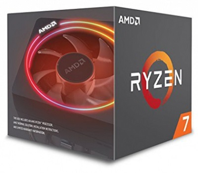 CPU AM4 AMD Ryzen 7 2700X 8 cores 3.7GHz (4.3GHz) Box