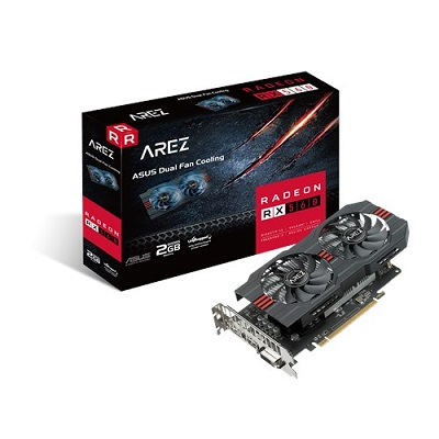 ASUS AREZ-RX560-2G-EVO 2GB 128BIT