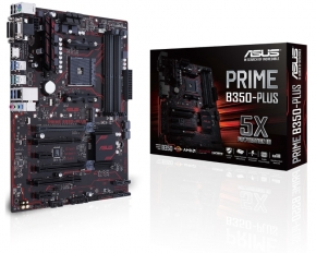MB AM4 ASUS PRIME B350-PLUS