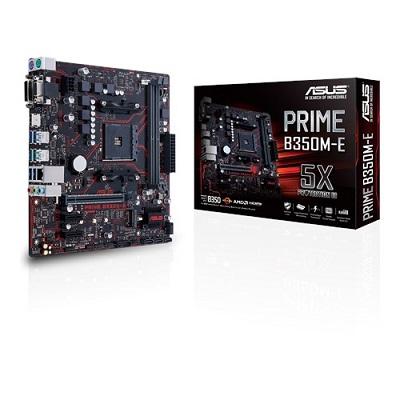 MB AM4 ASUS PRIME B350M-E