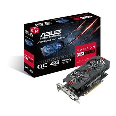 ASUS RX560-O4G 4GB 128bit