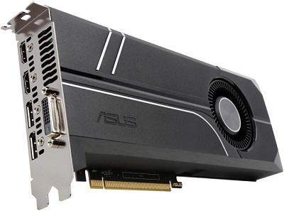 ASUS TURBO-GTX1060-6G 6GB 192bit