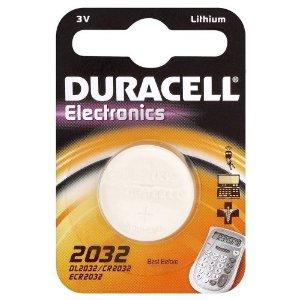 Baterija Lithium 3V DURACELL CR2032