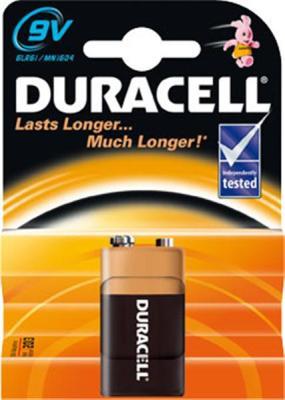 Baterija DURACELL Alkalna 9V