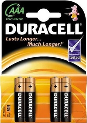 Baterija DURACELL Alkalna 1,5V AAA , AAA-LR3,