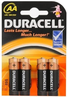 Baterija DURACELL Alkalna 1,5V AA , AA-LR6,