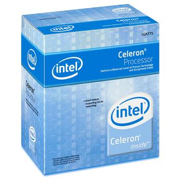 CPU Intel Celeron 430, LGA775 1.8Ghz Box, 64bit, 65nm