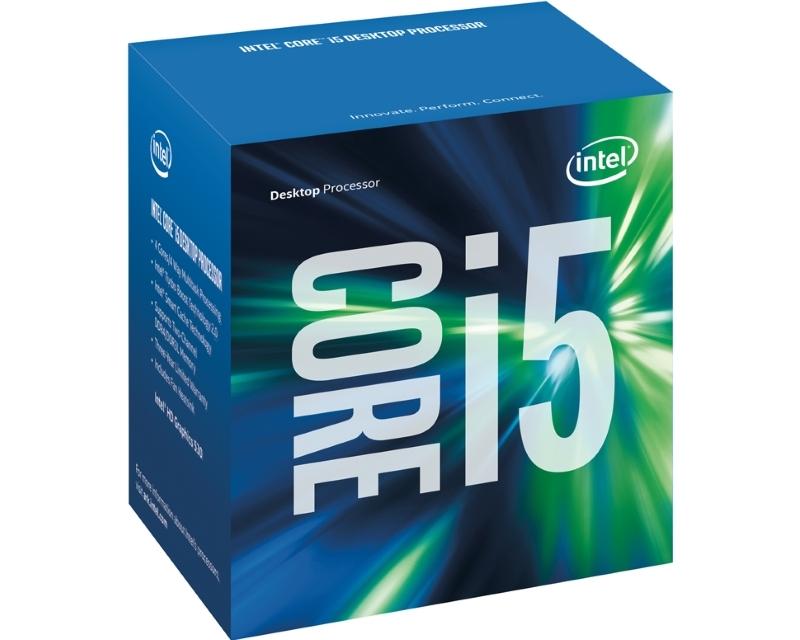 CPU 1151 INTEL Core i5 6600K 3.50GHz 6MB BOX