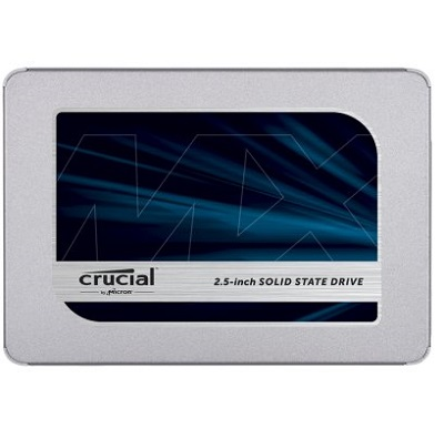 SSD Crucial 250GB MX500 CT250MX500SSD1 Read/Write: 560 MB/s / 510 MB/s